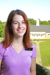 New faculty orientation; August 2012. Abby Garlock