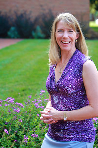 Admissions Counselor Angie Sundell; Fall 2012.