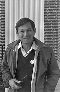 Scans of Dr. Anothony Eastman at Gardner-Webb University.