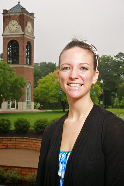 New Faculty Photos Fall 2014; Ashley Kernicky, Assistant Professor, PA Studies