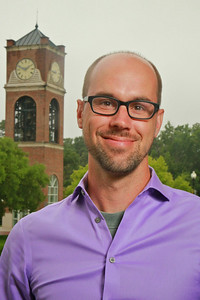 New Faculty Photos Fall 2014; Bruce Moser, Assistant Professor, Music Performance