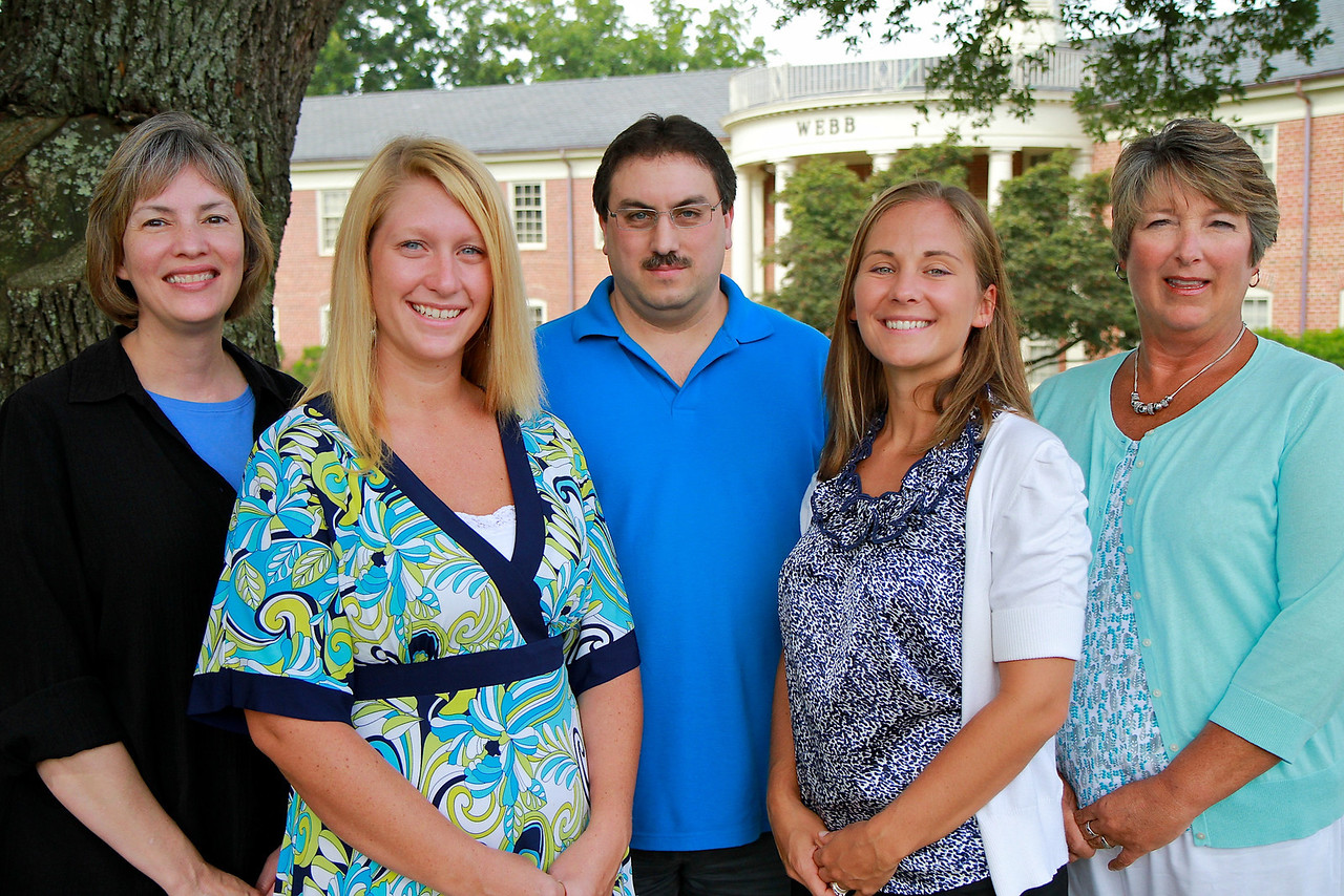 Members of Counselling and Career Services Staff; July 2011.