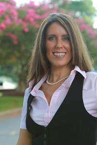 Admissions Counselor Deborah Knupp; Fall 2012.