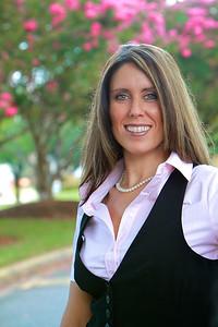 Admissions Counselor Deborah Knupp; Fall 2012.