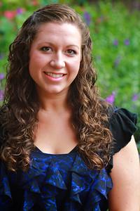 Admissions Staff Elisabeth Edmonson; Fall 2012.