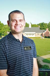 New faculty orientation; August 2012. Eric Newton