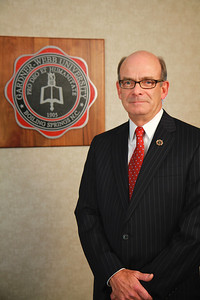 Dr. Frank A Bonner; President of Gardner-Webb University. August 2011
