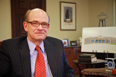 Dr. Frank Bonner; Fall 2011.