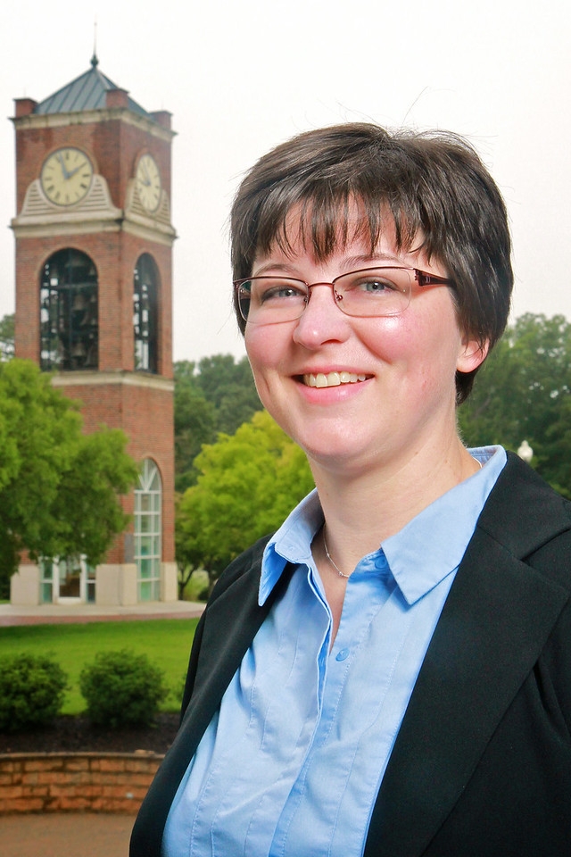 New Faculty Photos Fall 2014; Heather Deibler, Assistant Professor, Director of Clinical Education, PA Studies