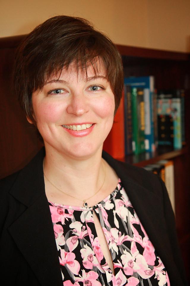 PA Program Faculty/Staff, Heather Dibler; Spring 2014