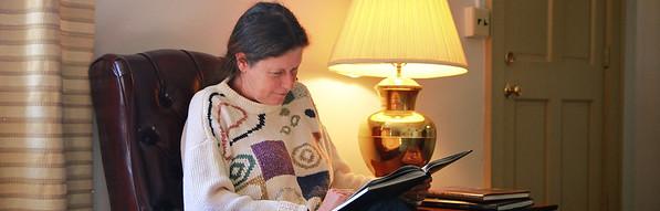 Helen Pack; Fall 2012.