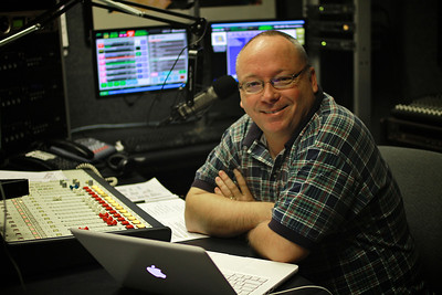 WGWG Radio Station Operations Manager Jeff Powell; Spring 2012