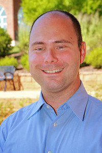 New Faculty/Staff Photos: Fall 2013. John Johnson, Director of Housing and Residence Education