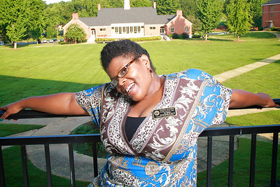 New faculty orientation; August 2012. Jondra Harmon