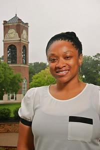 New Faculty Photos Fall 2014; Kemeshia Randle, Assistant Professor, English