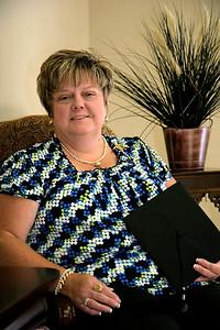 Lou Ann Scates, Registrar