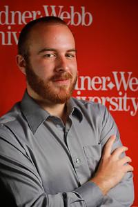 Mark Houser, Senior Communications Specialist; Spring 2012