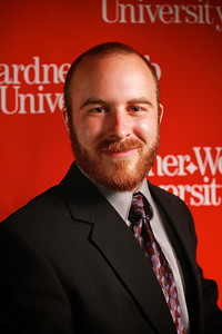 Mark Houser, Senior Communications Specialist; Spring 2012