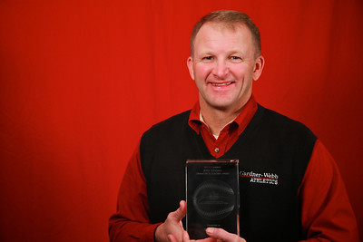 Rusty Stroup; Character in Coaching Award