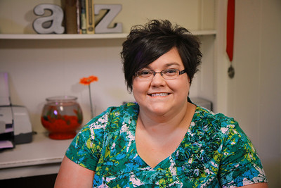 Sara Newcomb; Assistant Dean and Director of Academic Advising.