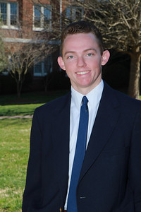 Admissions Counselors; Shane McGrath, Spring 2014