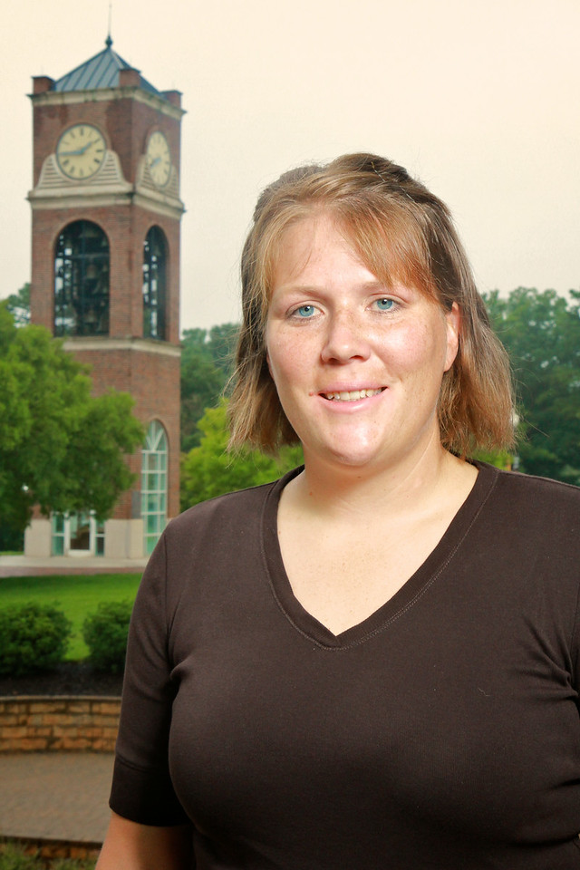 New Faculty Photos Fall 2014; Stacie Smith, Assistant Professor, Biology