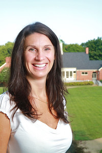 New faculty orientation; August 2012. Sue Fair