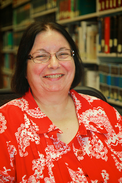 Valerie Parry; Former library director and Dean of libraries, fall 2014
