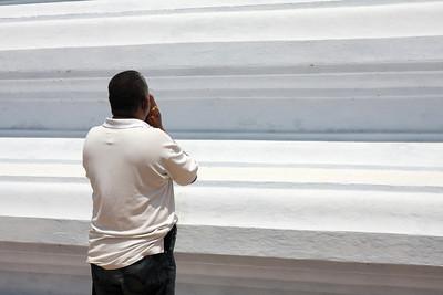 Prayer - Anuradhapura