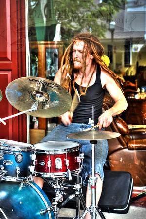 .. Dreaded Drummer Boy  ..
