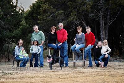 Prewitt Family 2013