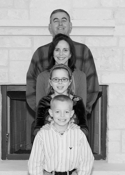 The Prewitt Family (B&W)