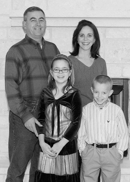 The Prewitt Family (B&W)