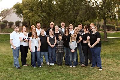 2012 Sappington Family - February 2012