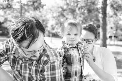 CP Van Woodward Family Session BW 0719-10