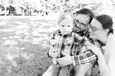 CP Van Woodward Family Session BW 0719-3