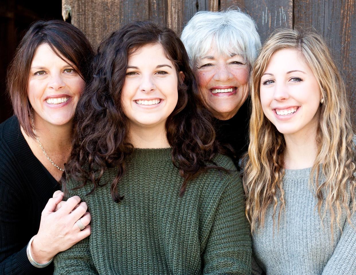 Family Portraits Clayton CA