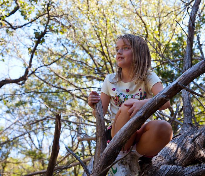Elizabeth at Liberty Park, Southlake, Texas (October 2011).