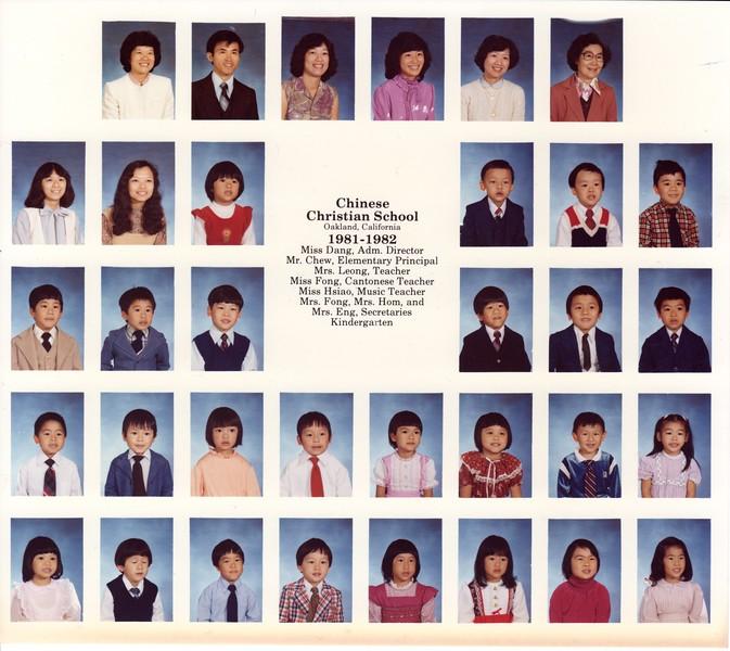Sandra Class Kindergarten