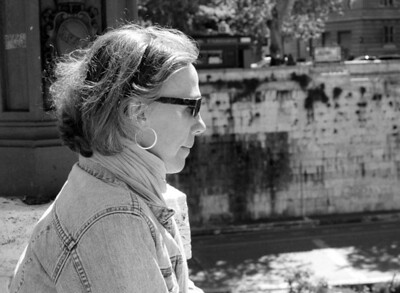 Maureen - Rome, May 2012