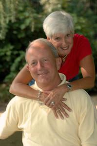 Linda & David, September 2005