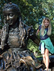 Ava - Central Park, October 2011