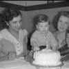 Angeline Solie, Bill Solie, Luellla Gilbertson (Lyle Willard Solie's sister), Carlyle Gilbertson (her son)