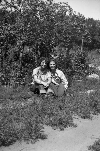 Mary Bottolene, Josephene Zuccaro (Sisters of Angeline Solie)