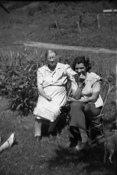 Enga (Lyle Willard Solie's aunt), Angeline Solie
