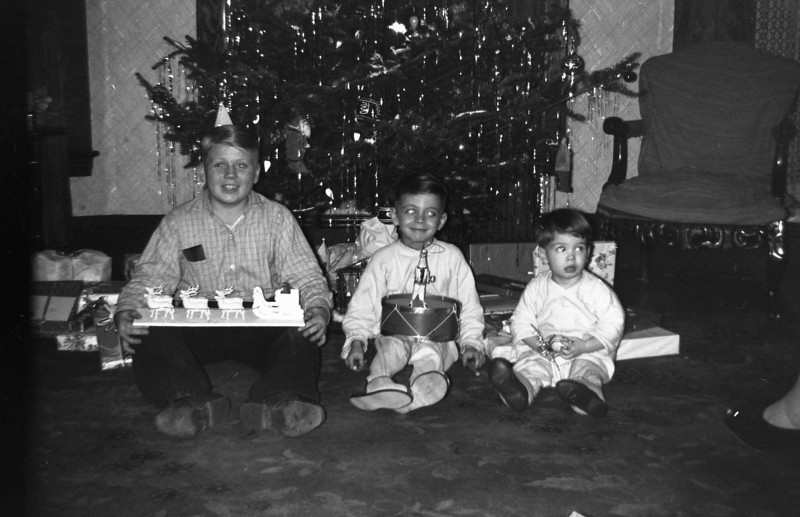 Carlyle Gilbertson: cousin, Bill Solie, Frank Solie