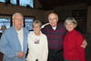 Don and Mary Hayden and Lyle and Doris Solie on Christmas 2015
