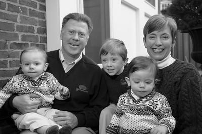 Family Portraits - B&W