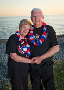 Tom & Janet Wright Family, 2013