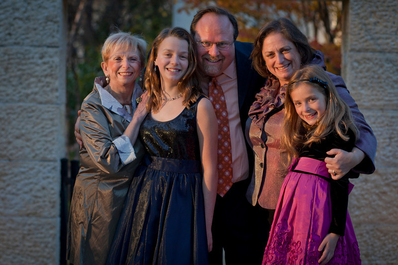FALLS CHURCH, VA - NOVEMBER 17:   Jessica Yellowitz Bat Mitzvah photos.  (photos by Dayna Smith/ImageSmith Media).